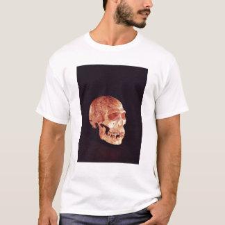 T-shirt Crâne de Néanderthal, découvert sur Mt Carmel