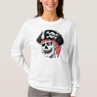 T-shirt Crâne de pirate