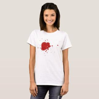 T-shirt Crâne de sang