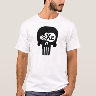 T-shirt crâne de sXe