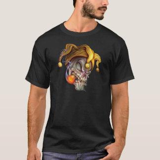 T-shirt Crâne de tabagisme de farceur