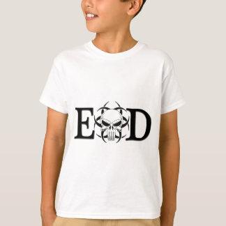 T-shirt Crâne d'EOD