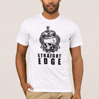 T-shirt Crâne droit de bord
