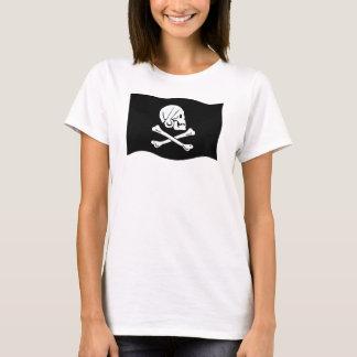 T-shirt Crâne et os croisés