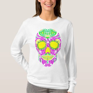 T-shirt crane mexicain