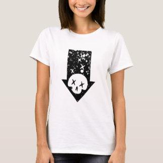 T-shirt Crâne mort