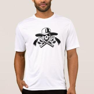 T-shirt Crâne occidental