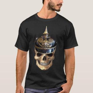 T-shirt crâne prussien