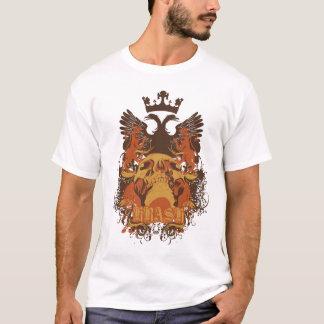 T-shirt Crâne royal