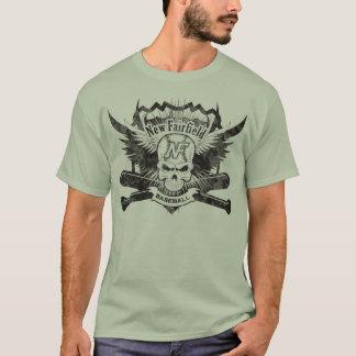 """T-shirt Crâne vintage de NFB (""""augmentés"""" dessus arrières)"""