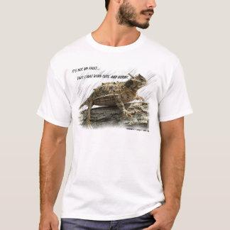 T-shirt Crapaud corné