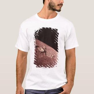 T-shirt Cratère sur la lune