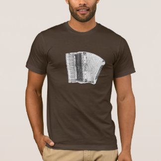 T-shirt Crayon d'accordéon de Pietro