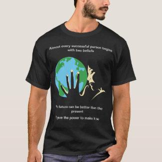 T-shirt Create a better future