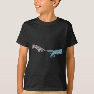 T-shirt Création de Cyber-Adam