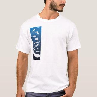 T-shirt Créatures de l'océan ouvert