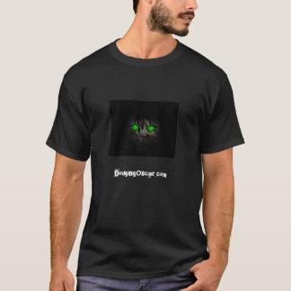T-shirt creepyoscar, DodgingOscar.com