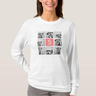 T-shirt Créez votre propre monogramme de coutume de
