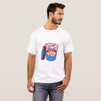 T-shirt Crème glacée de la pâte de biscuit