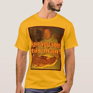 T-shirt crêpe de seans