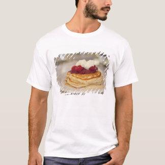 T-shirt Crêpes de framboise