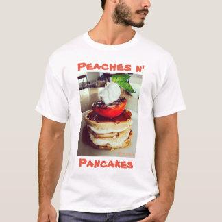 T-shirt Crêpes de n de pêches