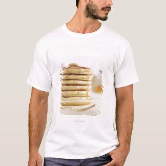 T-shirt Crêpes et sirop d'érable de fonte