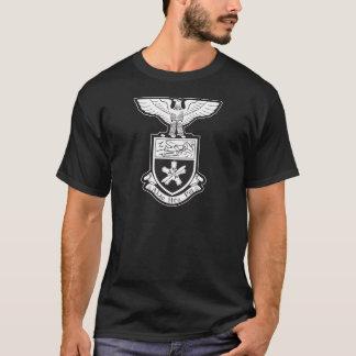T-shirt Crête d'AHP - B&W