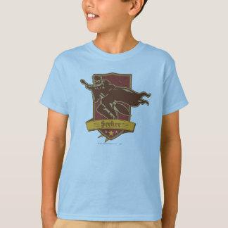 T-shirt Crête de chercheur de Harry Potter | QUIDDITCH™