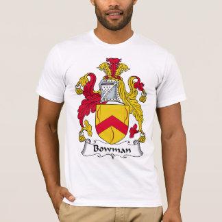 T-shirt Crête de famille d'archer