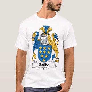 T-shirt Crête de famille de Baillie