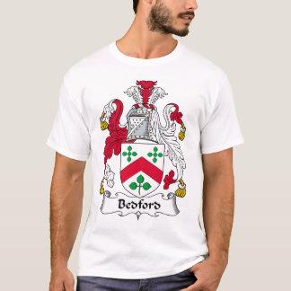 T-shirt Crête de famille de Bedford