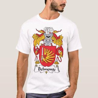 T-shirt Crête de famille de Belmonte
