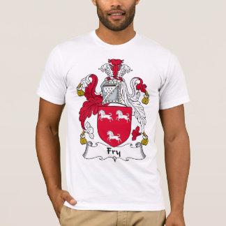 T-shirt Crête de famille de friture