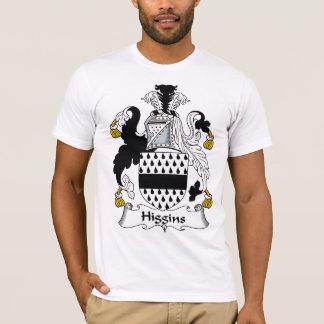 T-shirt Crête de famille de Higgins