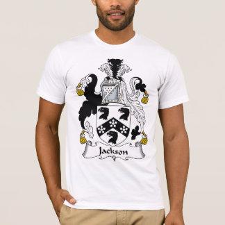 T-shirt Crête de famille de Jackson