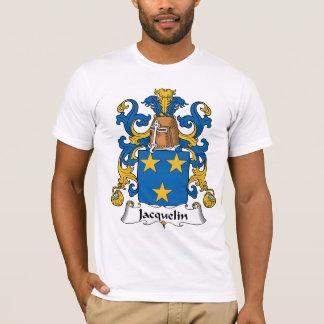 T-shirt Crête de famille de Jacquelin