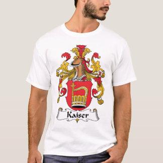 T-shirt Crête de famille de Kaiser
