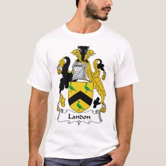 T-shirt Crête de famille de Landon