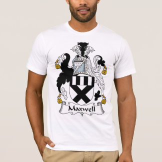 T-shirt Crête de famille de Maxwell