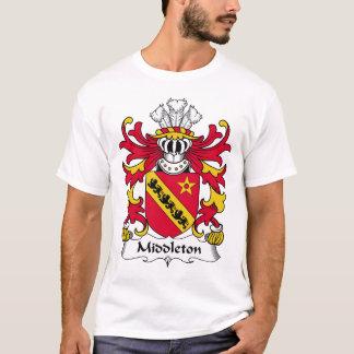 T-shirt Crête de famille de Middleton