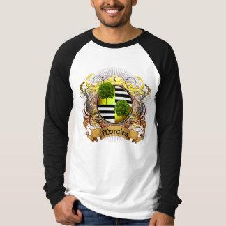 T-shirt Crête de famille de Moralès