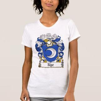 T-shirt Crête de famille de Nye