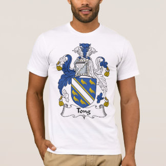 T-shirt Crête de famille de pinces