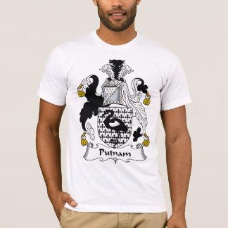 T-shirt Crête de famille de Putnam