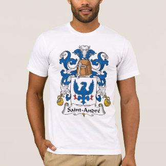 T-shirt Crête de famille de Saint-André