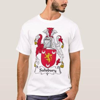 T-shirt Crête de famille de Salisbury