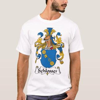 T-shirt Crête de famille de Schlosser