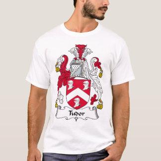 T-shirt Crête de famille de Tudor