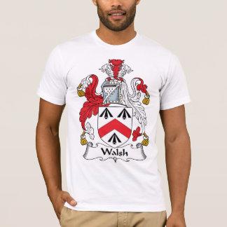 T-shirt Crête de famille de Walsh